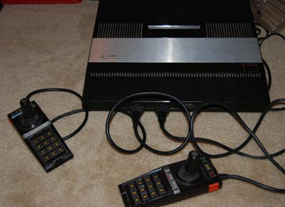 My Atari 5200 System